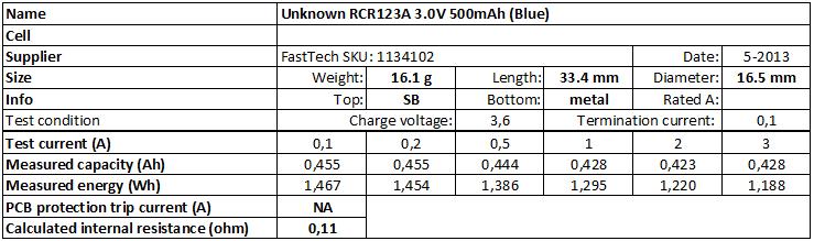 Unknown%20RCR123A%203.0V%20500mAh%20(Blue)-info