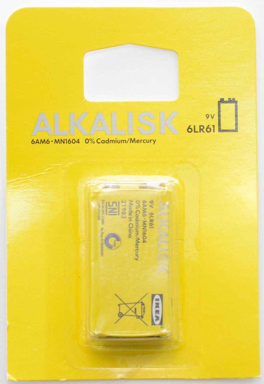 test review of ikea 9v alkaliske. Black Bedroom Furniture Sets. Home Design Ideas