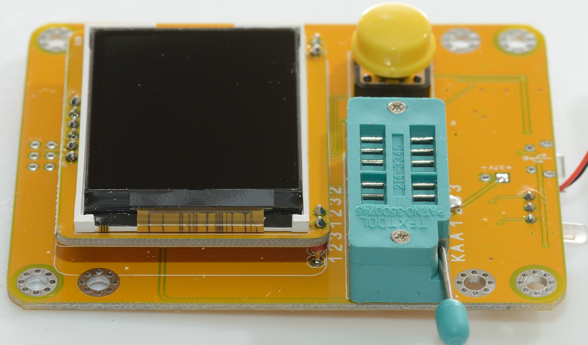 Test Review Of Component Tester Multifunction T1 Good Bad Transistor Dsc 8245