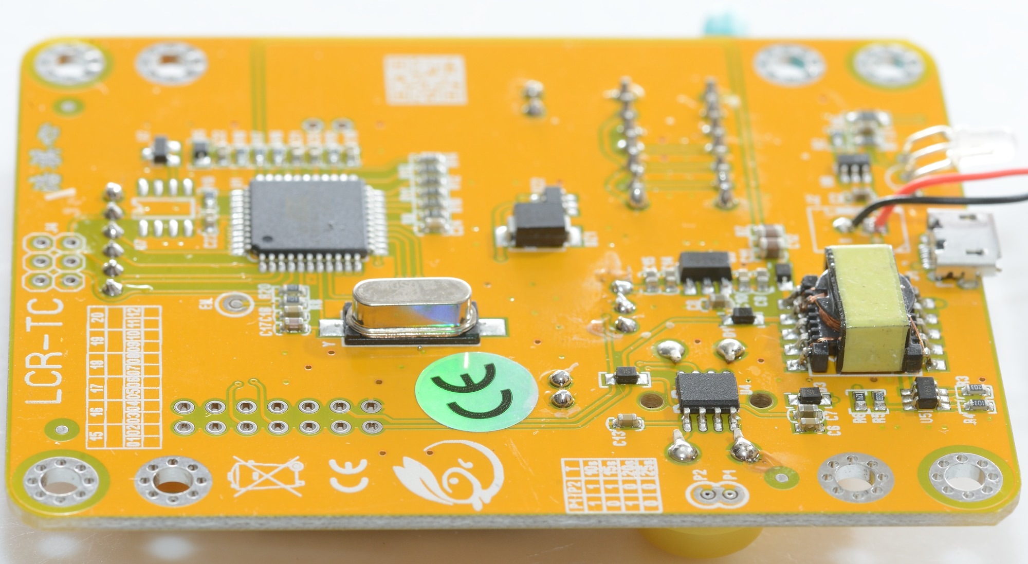 Test Review Of Component Tester Multifunction T1 Good Bad Transistor Dsc 8250