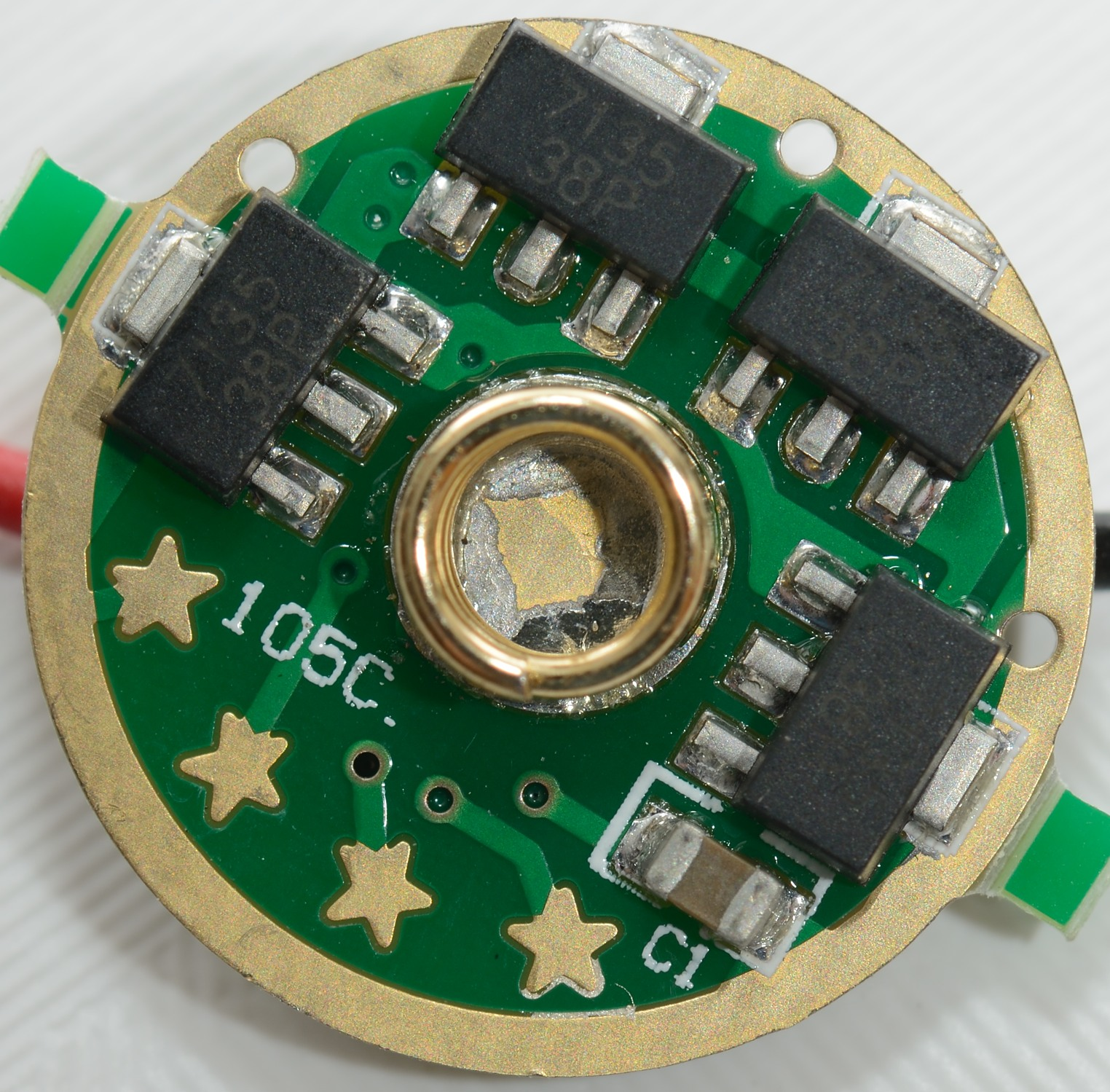 Test Review Of Qlite Reva 71358 Multiple Modes Circuit Board 304a Gold Plated