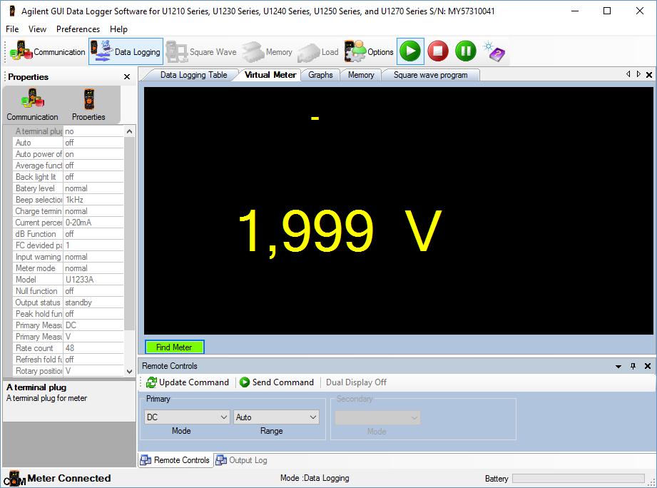 Test/review of DMM Keysight U1233A   BudgetLightForum com