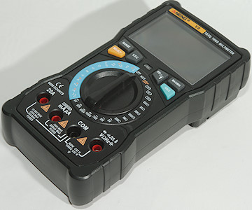 Index of multimeters