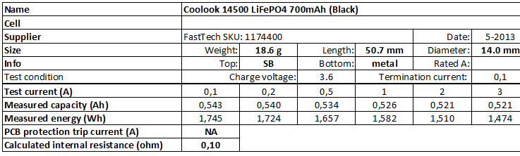 Coolook%2014500%20LiFePO4%20700mAh%20(Black)-info