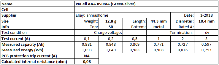 PKCell%20AAA%20850mA%20(Green-silver)-info