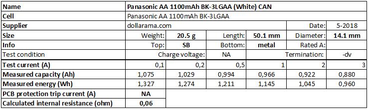 Panasonic%20AA%201100mAh%20BK-3LGAA%20(White)%20CAN-info