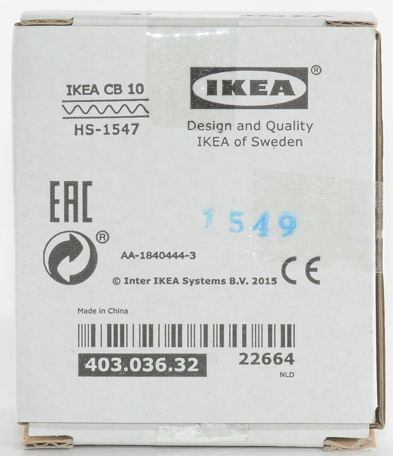 Review of Charger Ikea Vinninge 403 036 32