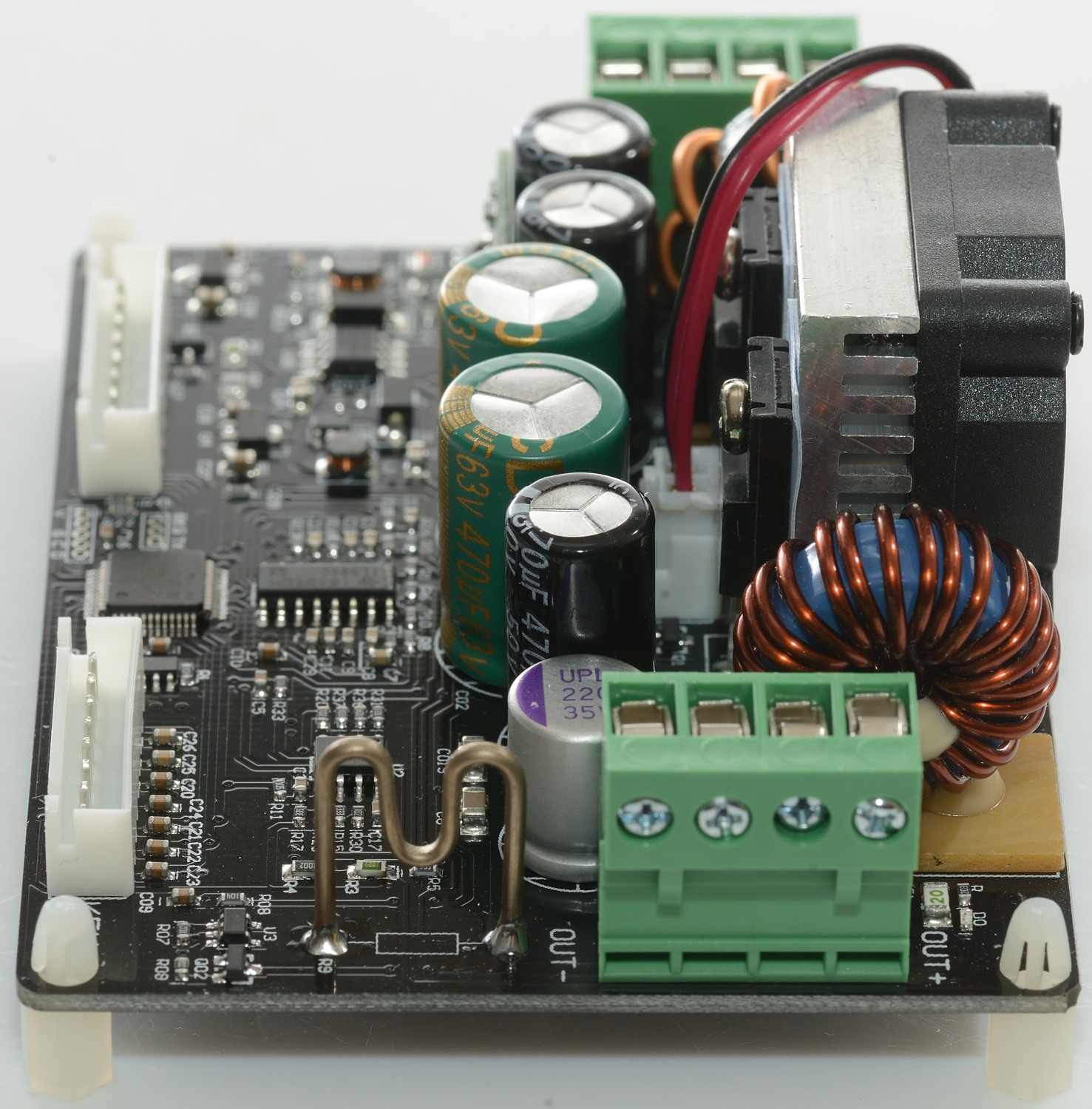 Boost 35v Regulator Circuit With This Chip Can Boost Or Build Stable